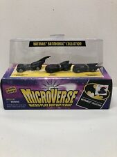 VINTAGE 1996 Kenner Microverse Batman Batmobile Collection Un-Opened, NEW IN BOX