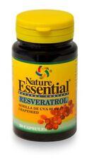 Resveratrol Semillas Uva Extracto Seco 50 mg 50 capsulas