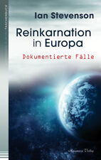 Reinkarnation in Europa Stevenson, Ian Aquamarin Auroris Taschenbuch