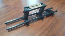 Cinevate Proteus Camera Base plate system and 45cm long 15mm carbon fiber rails