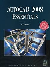 AutoCAD 2008 Essentials (w DVD) (Computer Science) (Engineering) (Engi-ExLibrary