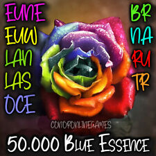 ❧ League of Legends LOL 50.000🍀60.000 Blue Essence 50k Region Smurf ☙