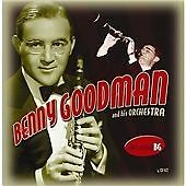 Benny Goodman and His Orchestra - The Essential BG (2013)  4CD Box Set  NEW