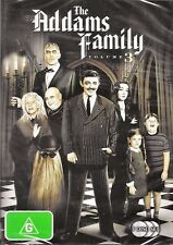 THE ADDAMS FAMILY: Volume 3 DVD TV SERIES CREEPY AND KOOKY BRAND NEW 3-DISCS R4