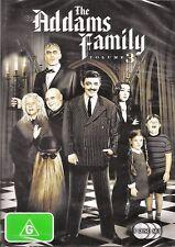 THE ADDAMS FAMILY: Volume 3 DVD TV SERIES CREEPY AND KOOKY BRAND NEW 3-DISCS R4