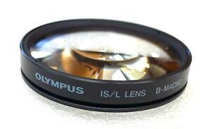 Olympus B-MACRO IS/L Lens Converter - 55mm - PERFECT