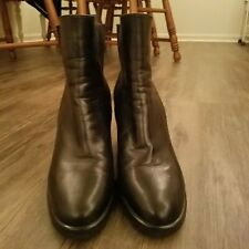 Walter Steiger Leather Ankle Boots Women's sz 8.5