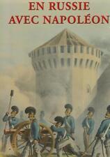 En Russie avec Napoleon C W Von Faber du Faur Quatuor MINT Unread Out of Print