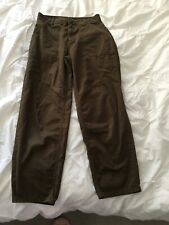New Look Green Cargo Trousers Uk 8