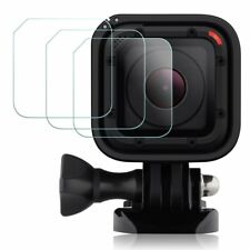 Glass for Gopro HERO Session, Camera Screen Protector Tempered Glass (3-Pack)