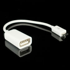 Micro USB Host to Female USB OTG Cable Adapter For Samsung Galaxy Tab 3 10.1