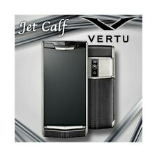 Smartphone Vertu Signature Touch Jet Calf Black 64GB 4G Android Luxury Phone
