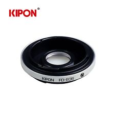 New Kipon Adapter for Canon FD Mount Lens to Canon EOS EF Camera