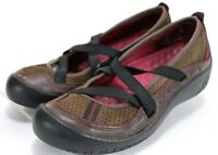 Privo by Clarks $90 Women's Mary Jane Shoes Size 6.5 Leather Brown