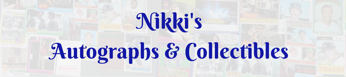nikkis autographs and collectibles