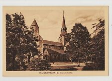 Hildesheim,Germany,St.Michaelskirche,Lower Saxony,c.1909