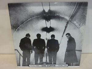 JOY DIVISION - Gruftgesaenge - 1980's Press Rare Live Double LP - EX Condition