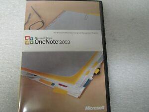 Microsoft Office: OneNote 2003 - Full Version for Windows