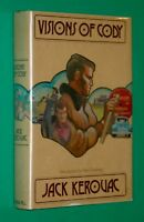 Kerouac, Jack. Visions of Cody. Introduction by Allen Ginsberg. VF/DJ
