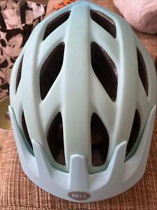 Ladies Blue Cycle Helmet