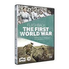 Flashback - The First World War (New DVD) IWM WWI The Great War One 1914 - 1918