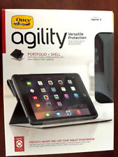 Otterbox 78-50346 Black Agility Portfolio & Shell for Apple iPad Air 2