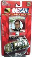 2003 RACING CHAMPIONS CHASE THE RACE JERRY NADEAU TIME TRIAL ARMY CAR 1 OF 5,000