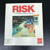 RISK [IBM XT, AT & PS/2 or Compatible, 1991] Complete in Box