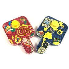 Pressman Vintage 90s Handheld Pinball Games Toys Carnival Chaos Pipeline Pinball