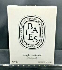 Scented Diptyque Candle Boxed New (MM125G)