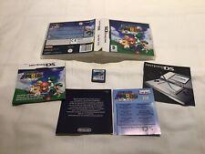 Super Mario 64 DS Video Game (Nintendo DS, 2005) - European Version