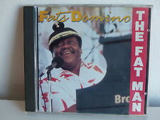 CD ALBUM FATS DOMINO The fat man SMS 02