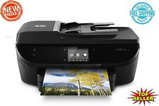 HP Envy 7640 All-in-One Wireless Photo Printer with Mobile Printing Touch Laser