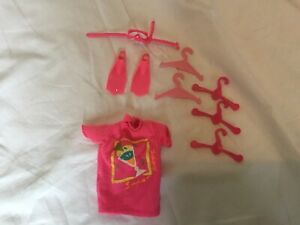 Sindy Doll Accessories Flippers Snorkel
