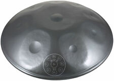 NEW Harmonic Handpan in D-Minor 9-note +Bag *steel handrum hung art* SHIPS FREE