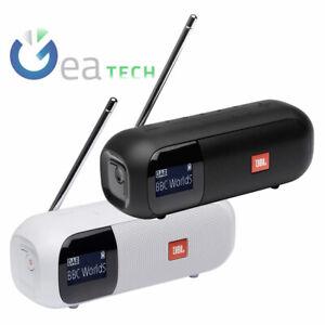 JBL Tuner 2 Speaker Bluetooth With Radio Fm/ DAB/DAB+ Streaming Wireless