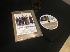 AL SUR DE GRANADA DVD MATTHEW GOODE VERONICA SANCHEZ WILLY TOLEDO ANGELA MOLINA