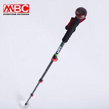 Trekking Hiking Stick Walking Pole 99%Carbon Professional Photography Monopod