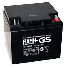Batteria ricaricabile ermetica al piombo cilcica Fiamm 12 V 42 A FGC24207