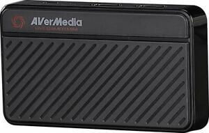 AVerMedia Live Gamer MINI game capture box HDMI pass-through 1920x1080 (60fps) v