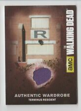 The Walking Dead AMC Costume Trading Card Terminus Resident M10.3 (02)