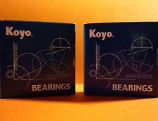 FZR1000 EXUP TWIN LAMP & EXUP RU SINGLE LAMP 89 - 93 KOYO FRONT WHEEL BEARINGS
