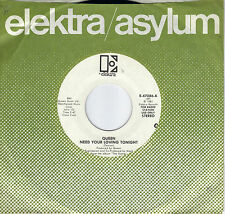 QUEEN  Need Your Loving Tonight  rare promo 45 from 1981
