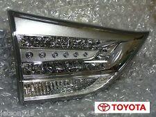 Genuine Toyota Sienna SE LEFT Rear Lift Gate Tail Light Lamp  OEM OE