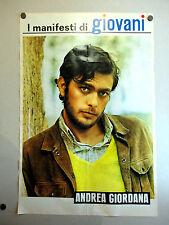 I MANIFESTI DI GIOVANI - Poster Vintage - ANDREA GIORDANA+ROMA - 73x50 Cm [44]
