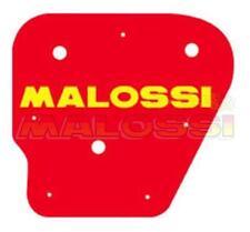Gomaespuma filtro de aire MALOSSI Rojo Esponja Aprilia Area gulliver Sonic Rally