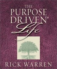 The Purpose-Driven Life: What on Earth am I Here for? by Rick Warren (Hardback, 2003)