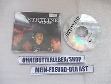 CD Indie Etyline - Wings (3 Song) MCD CONCRETE / WILD WEST