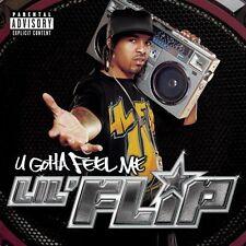 LIL' FLIP U GOTTA FEEL ME 2004 2 CD SET LUDACRIS CAM'RON THREE 6 MAFIA DIPLOMATS