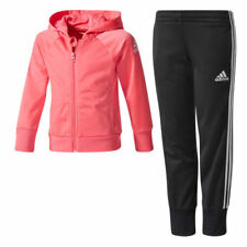 Vêtements de fitness rose pour enfant